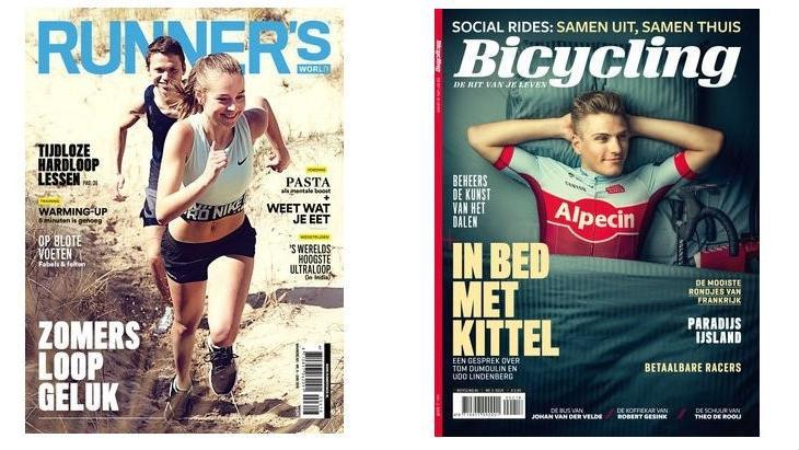 Runner's World en Bicycling