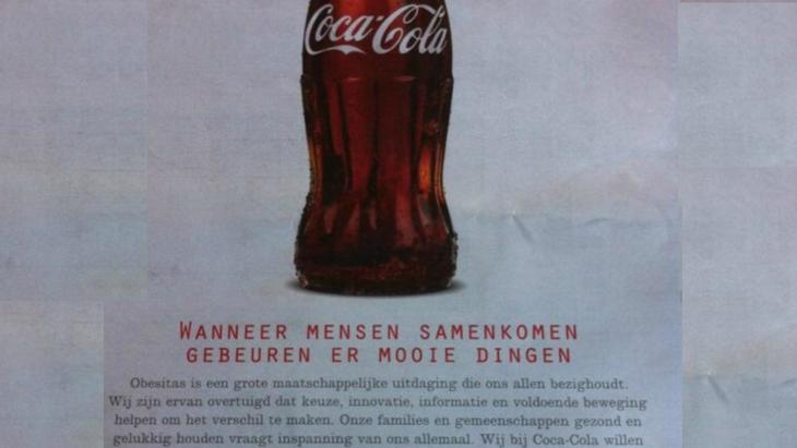 Campagne Coca-Cola