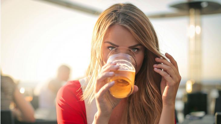 Bier zoekt vrouw