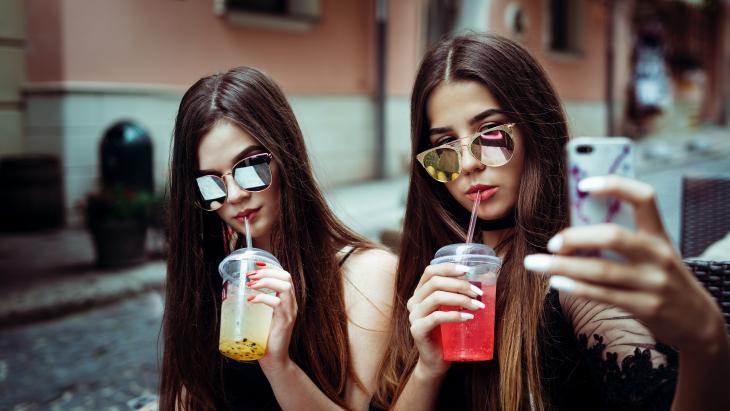 Generatie Z; de 'selfie generatie'