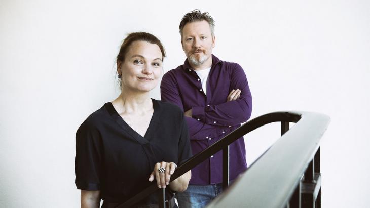 Saskia Meijer en René Verhagen