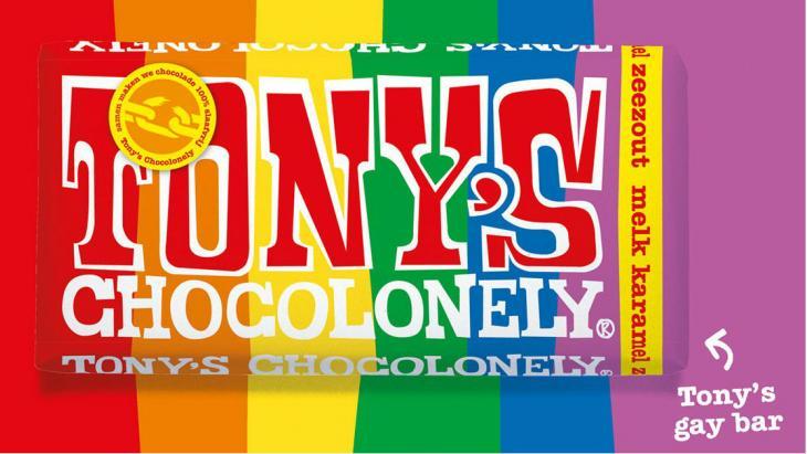 Tony's gay bar