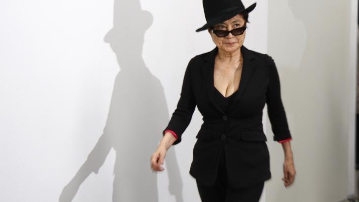 Yoko Ono als startpunt voor een carrière in de media