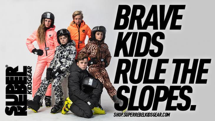 SuperRebel® Kidsgear | The Brave Brand for Kids