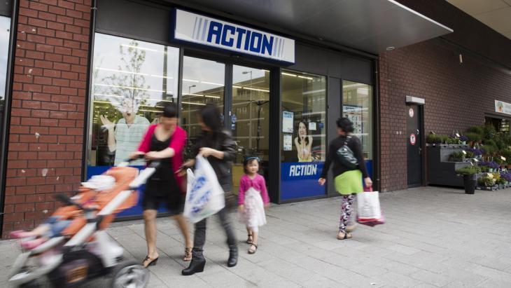 Action winkel