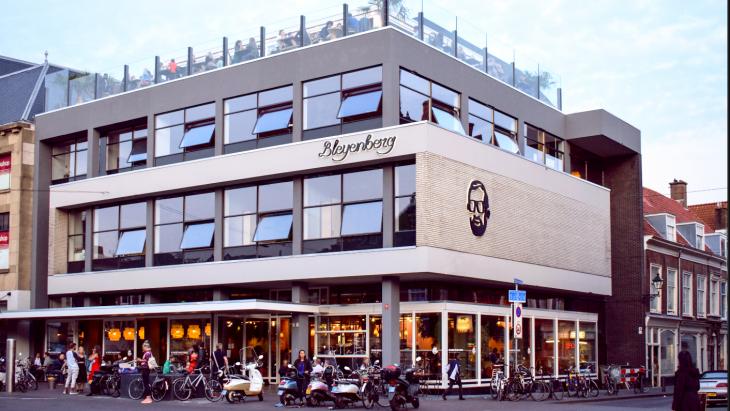 Bleyenberg in den Haag