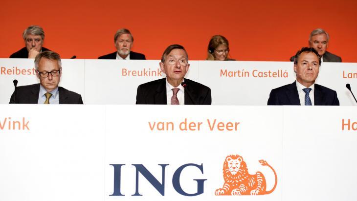 ING-aandeelhoudersvergadering