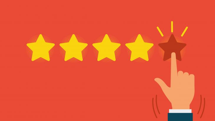 De review gebruiken in je voordeel. Zo doe je dat!