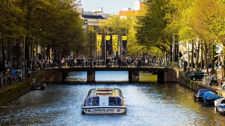 ADE in Amsterdam