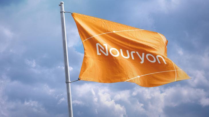 Nouryon-vlag