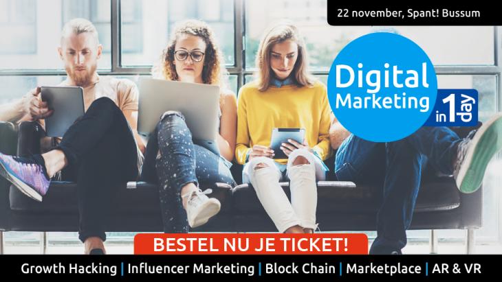Digital Marketing in 1 Day