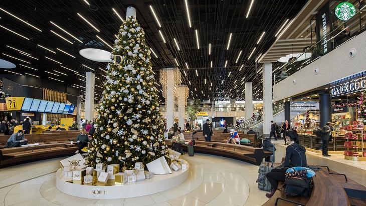 Dior Kerstboom 2017