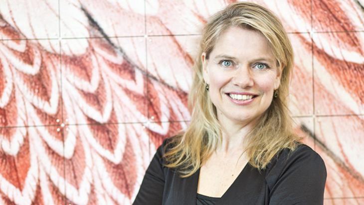 Joyce Nieuwenhuijs, Director General Interest Sanoma
