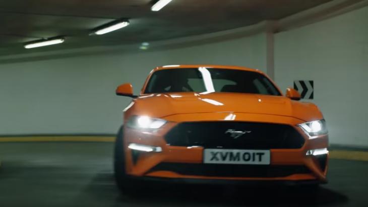 Mustang mag niet te snel in reclame