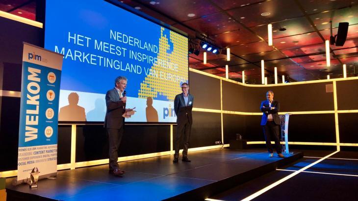 Ruud Frambach ontvangt PIM Literatuurprijs