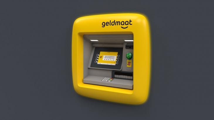 De gele Geldmaat