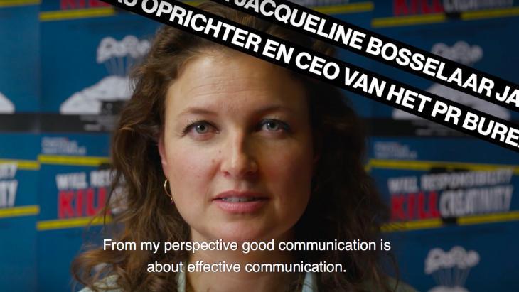 JacquelineBosselaar,Het PR Bureau