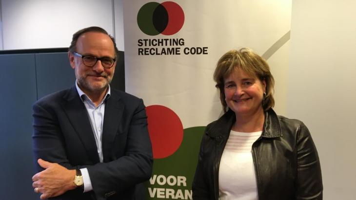 Otto van der Harst en Prisca Ancion-Kors
