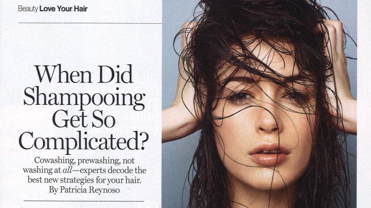 Hairstory in de pers
