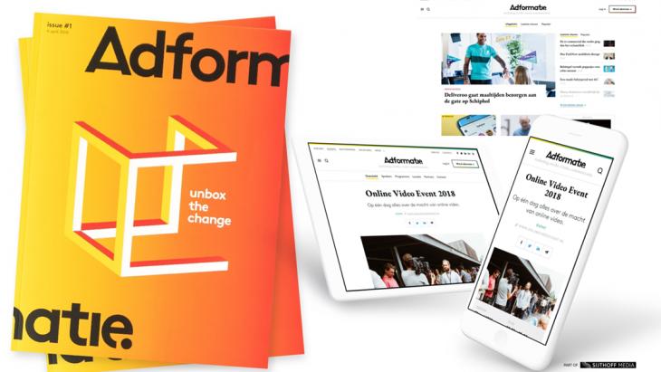 Adformatie Cover Online