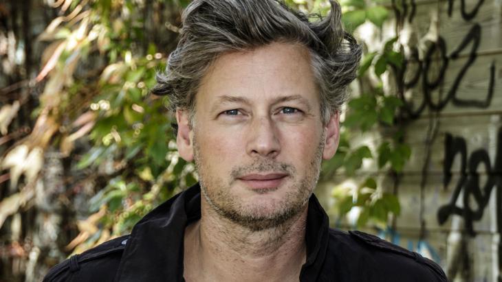 Joeri Jansen, creatief directeur Roorda reclamebureau
