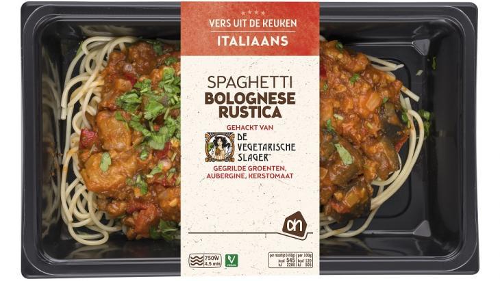 Spaghetti Bolognese Rustica