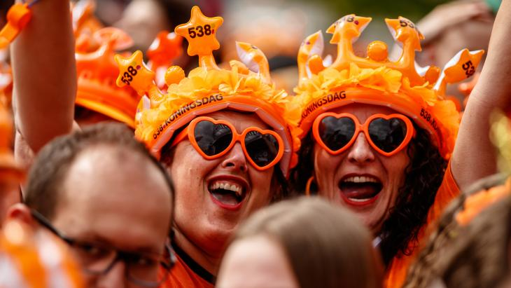 Koningsdag Breda