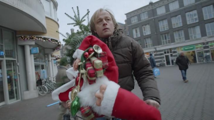 Kerstcommercial 2018 van Albert Heijn