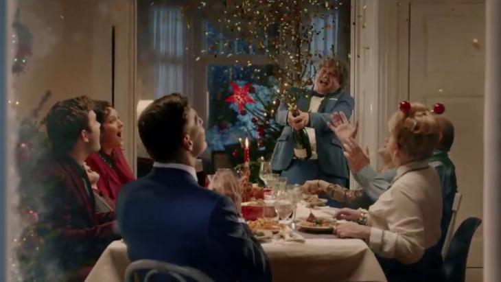 Kerstcommercial 2018 van Jumbo