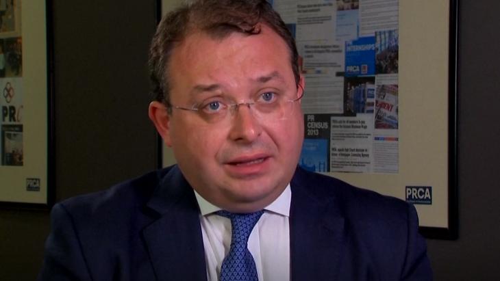 Francis Ingham, algemeen directeur van de PRCA