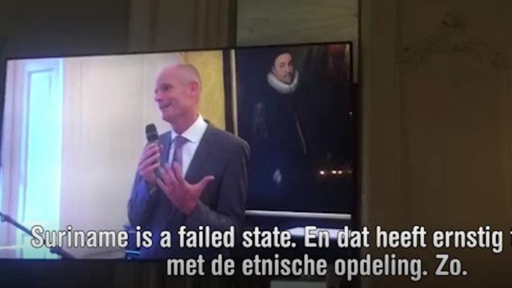 Stef Blok en de opnames van zijn uitspraken over Suriname als failed state.