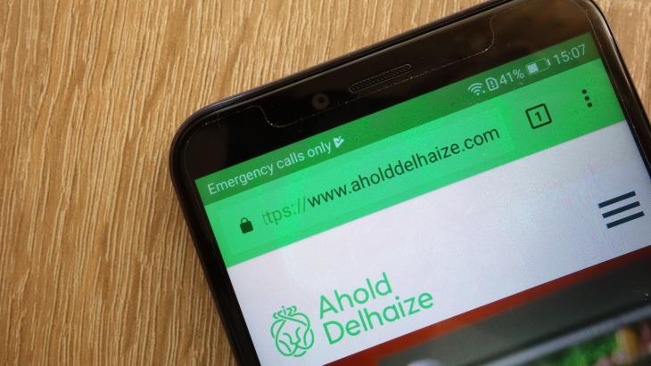 Ahold Delhaize digital