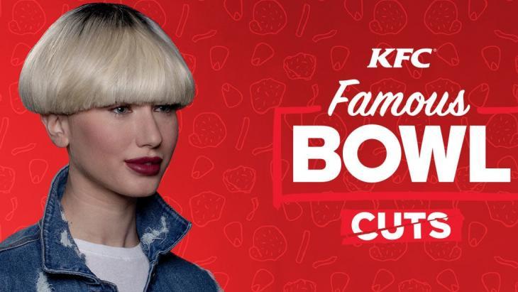 KFC-campagne