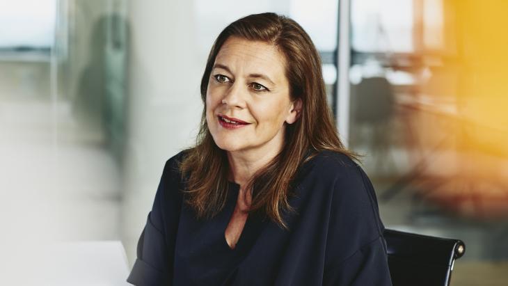 Algemeen directeur van Randstad Dominique Hermans