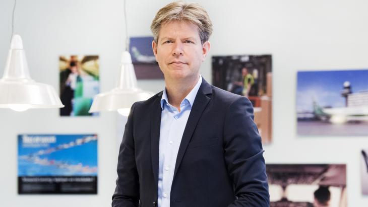 Erik-Jan Gelink, Transavia