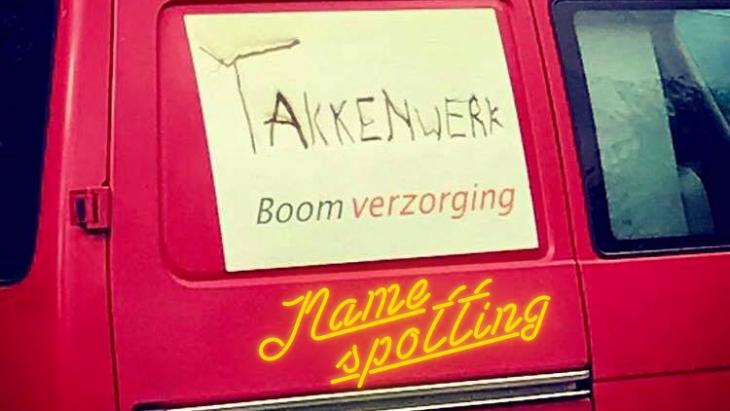 Takkenwerk Boomverzorging