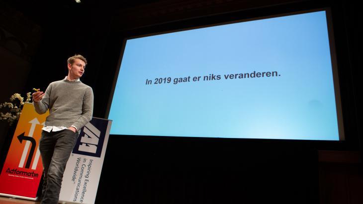 Tim van der Wiel op Koffiedik Kijken 2019