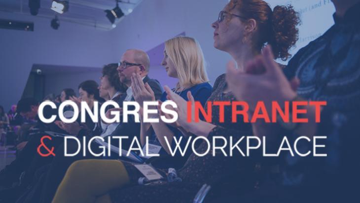 Congres Intranet & Digital Workplace