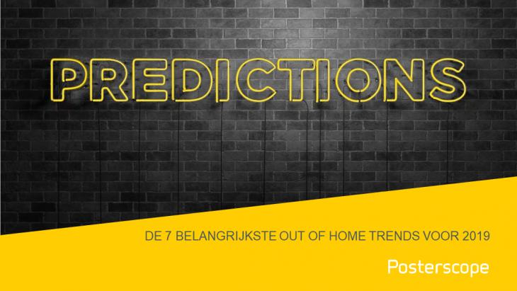 OOH predictions