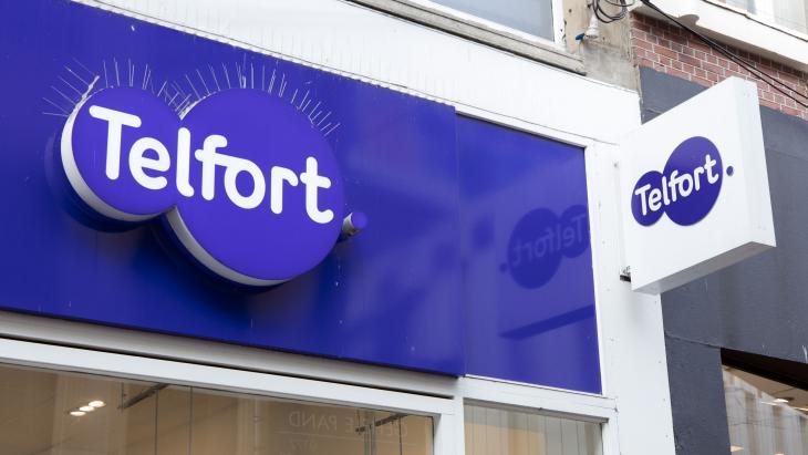Telfort-winkel