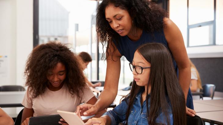 Ouders en docenten worden gezien als gelijkwaardig