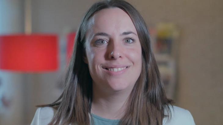 Onderzoekster Sarah Gagestein