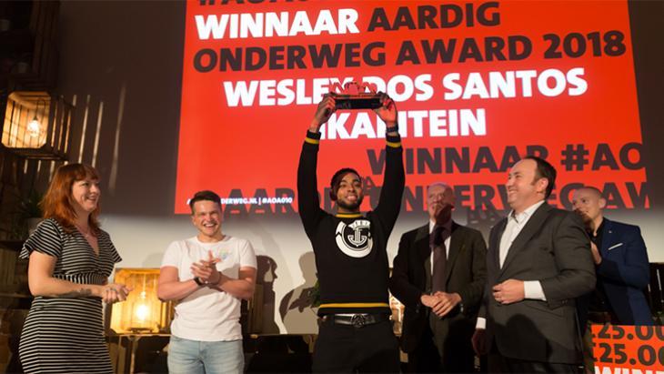 Winnaar Aardig Onderweg Awards