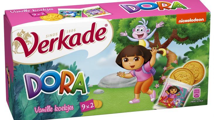 Dora Koekjes van Verkade
