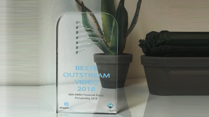 De Outstream Video Award