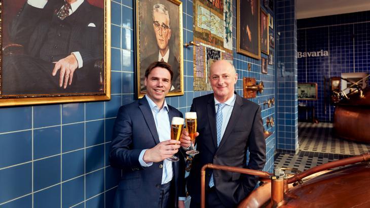Peer Swinkels neemt het stokje over van Jan-Renier Swinkels