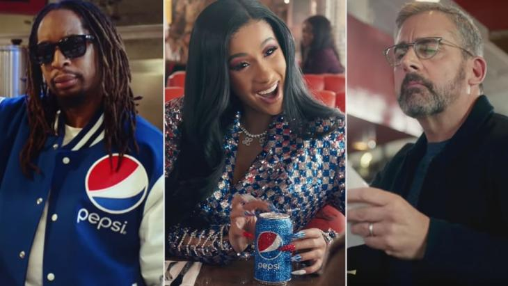Pepsi-commercial