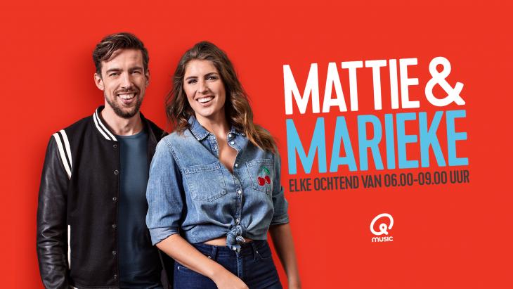 Mattie en Marieke - Qmusic