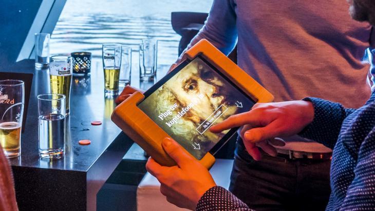 Rembrandt Privé verrijking via AR