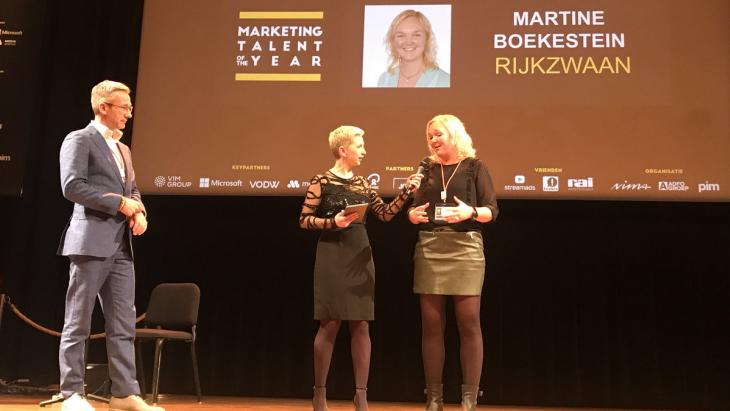 Marketing Talent of the Year 2018